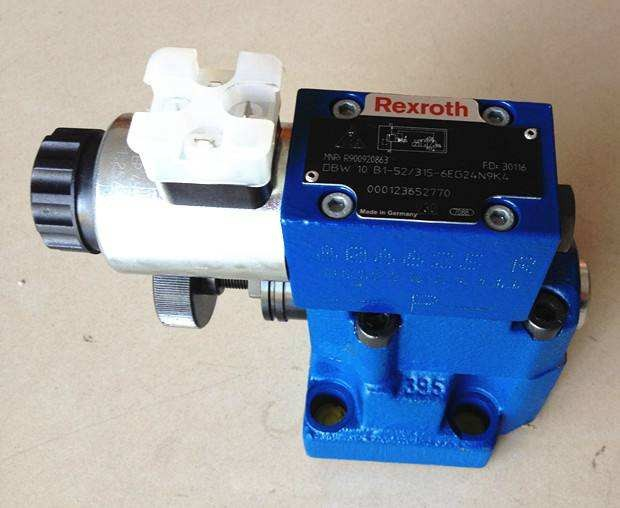 REXROTH DR 10-4-5X/200YM R900596823 Pressure reducing valve